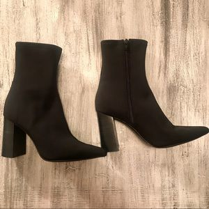 Jeffery Campbell Heel Boots Size 7.5